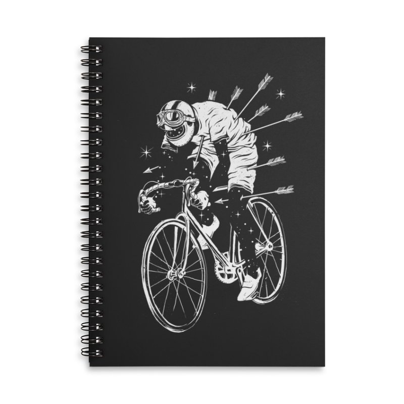 The Commute Accessories Lined Spiral Notebook by cuban0's Artist Shop