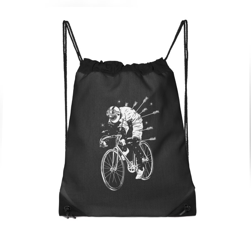 The Commute Accessories Drawstring Bag Bag by cuban0's Artist Shop