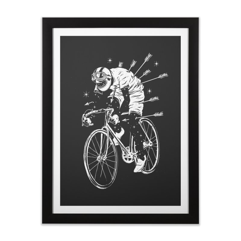 The Commute Home Framed Fine Art Print by cuban0's Artist Shop