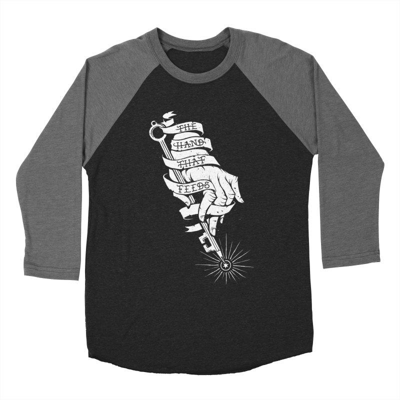 The Hand Women's Longsleeve T-Shirt by cuban0's Artist Shop