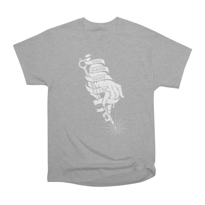 The Hand Men's Heavyweight T-Shirt by cuban0's Artist Shop