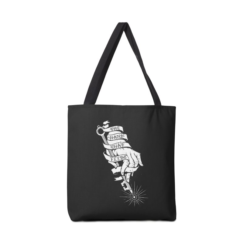 The Hand Accessories Tote Bag Bag by cuban0's Artist Shop