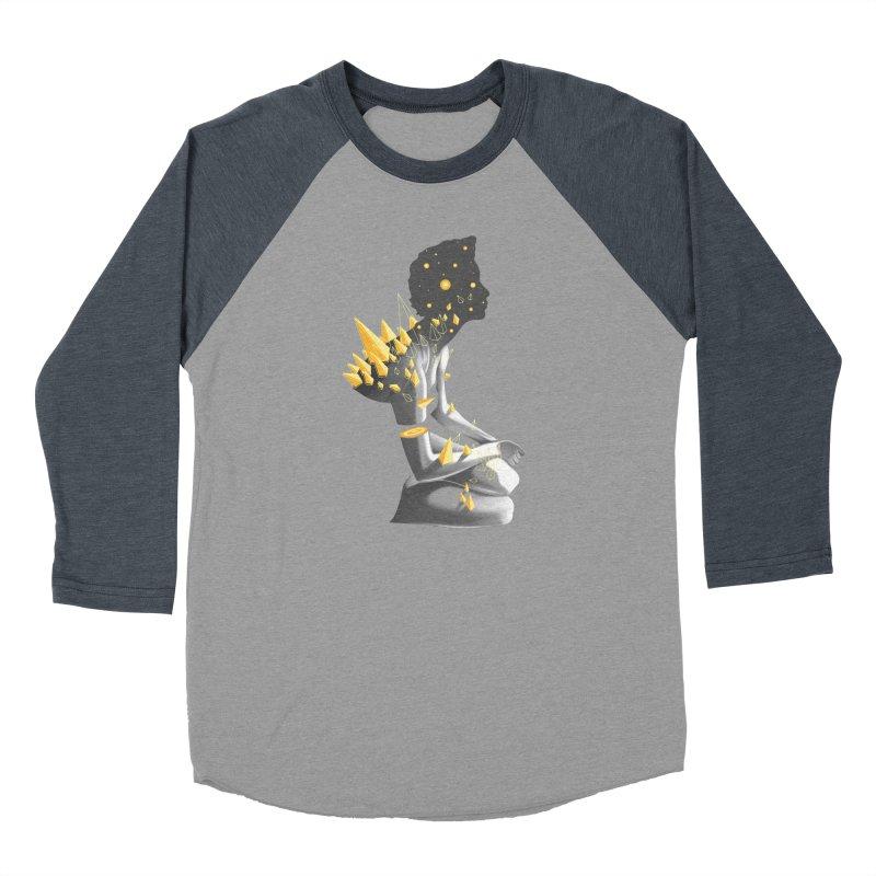 Somber Women's Baseball Triblend Longsleeve T-Shirt by cuban0's Artist Shop