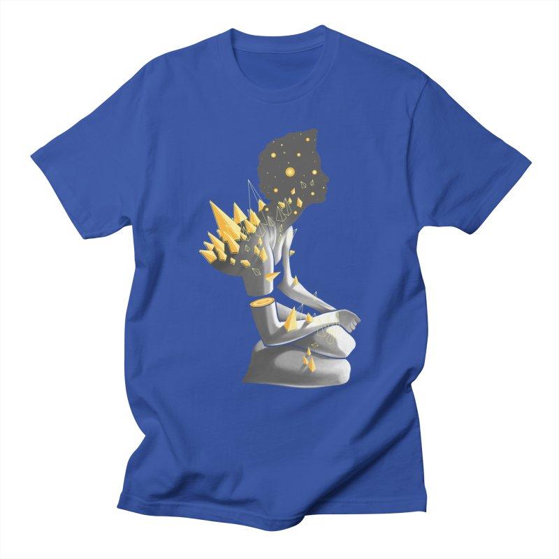 Somber Men's Regular T-Shirt by cuban0's Artist Shop