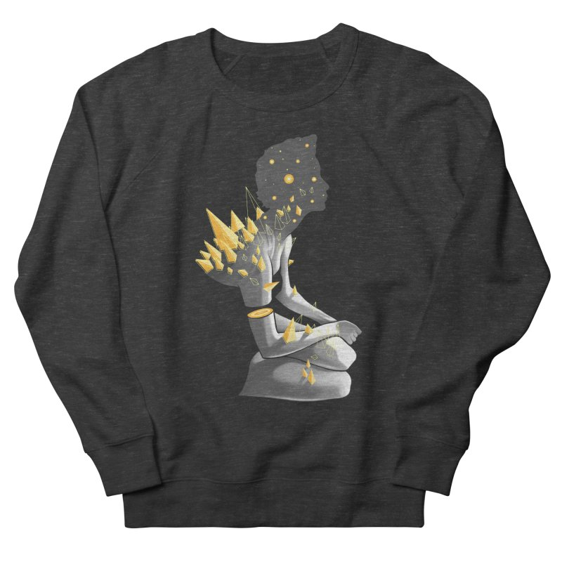 Somber Men's Sweatshirt by cuban0's Artist Shop