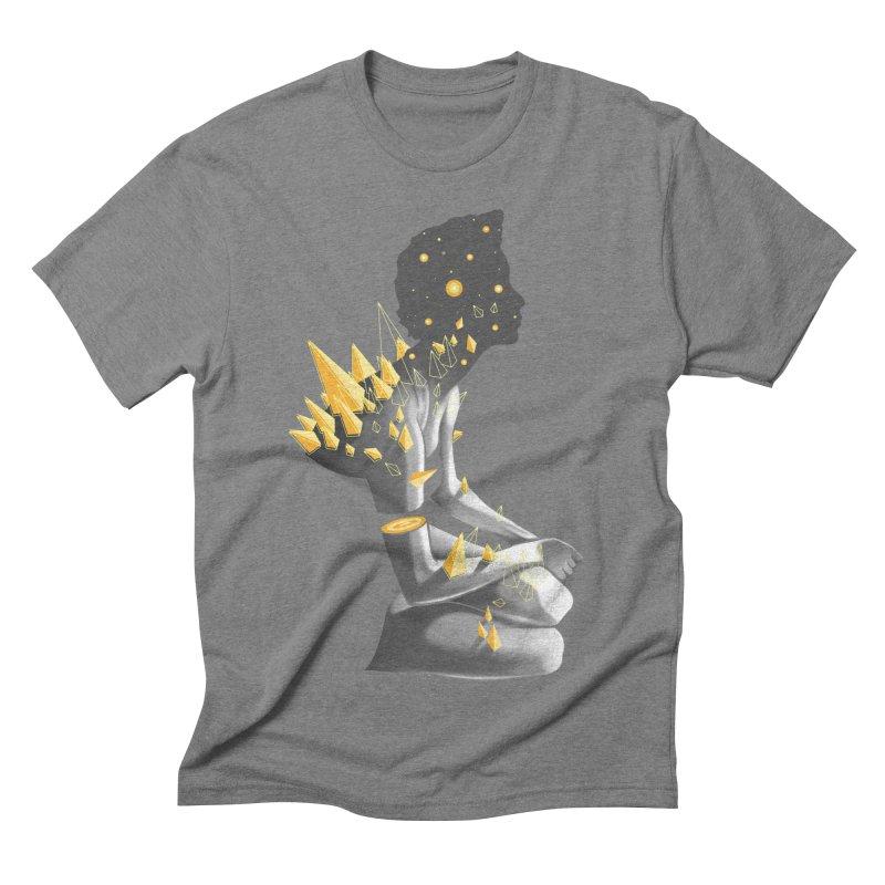 Somber Men's Triblend T-shirt by cuban0's Artist Shop