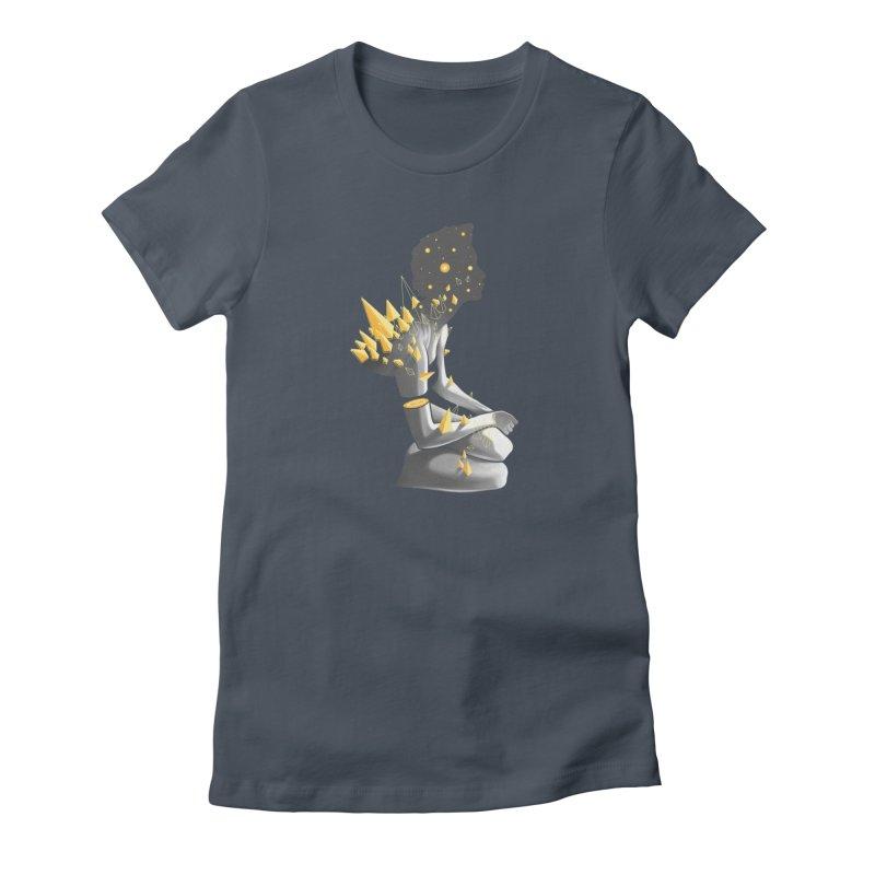 Somber Women's T-Shirt by cuban0's Artist Shop