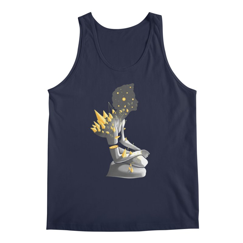 Somber Men's Tank by cuban0's Artist Shop