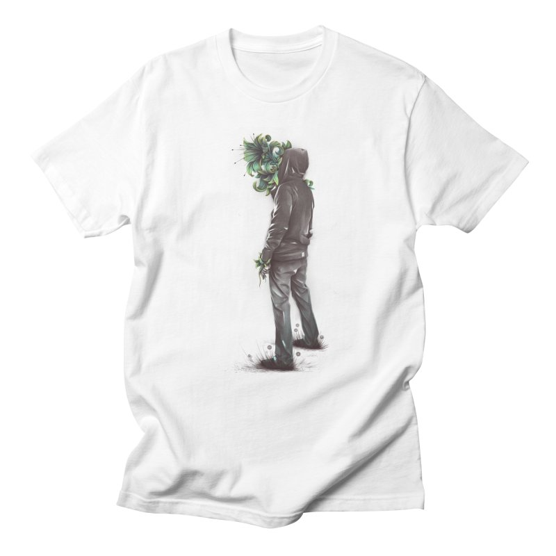 Flourish Men's Regular T-Shirt by cuban0's Artist Shop