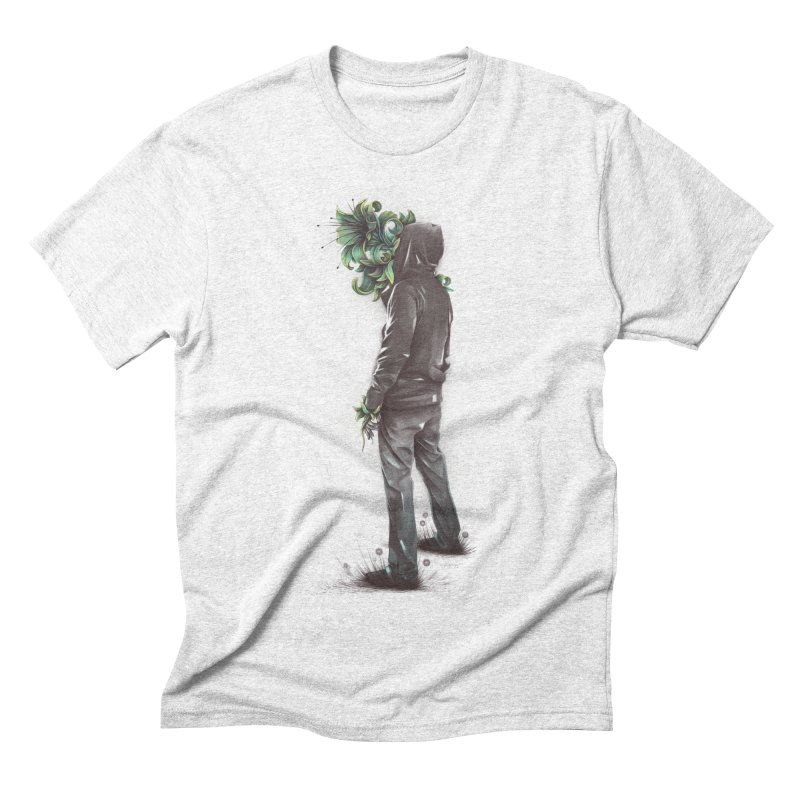 Flourish Men's Triblend T-shirt by cuban0's Artist Shop