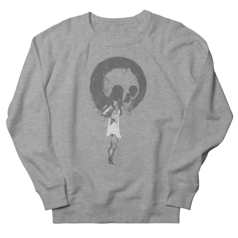 Apprehension Men's Sweatshirt by cuban0's Artist Shop