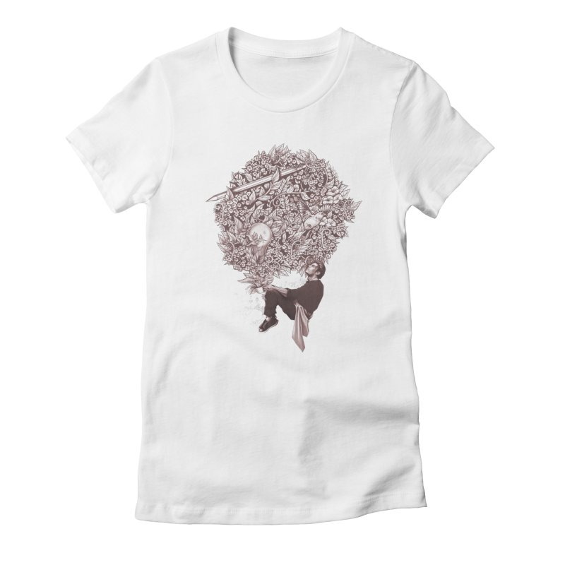 Aroma Women's T-Shirt by cuban0's Artist Shop