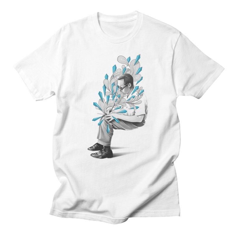 Written Men's T-Shirt by cuban0's Artist Shop