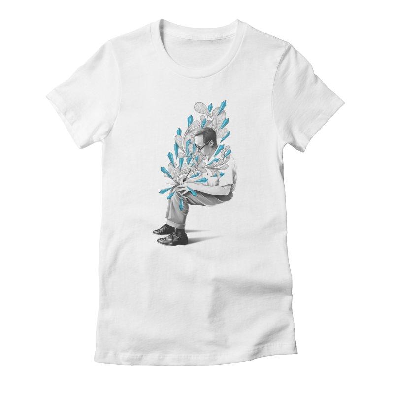 Written Women's T-Shirt by cuban0's Artist Shop