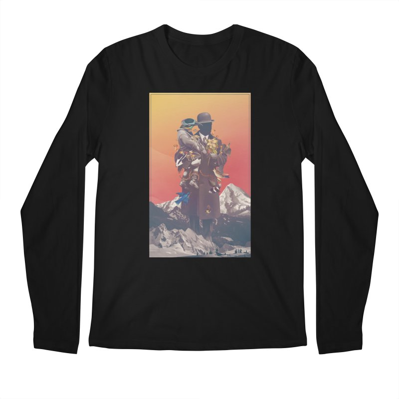 Oblivion Men's Longsleeve T-Shirt by cuban0's Artist Shop