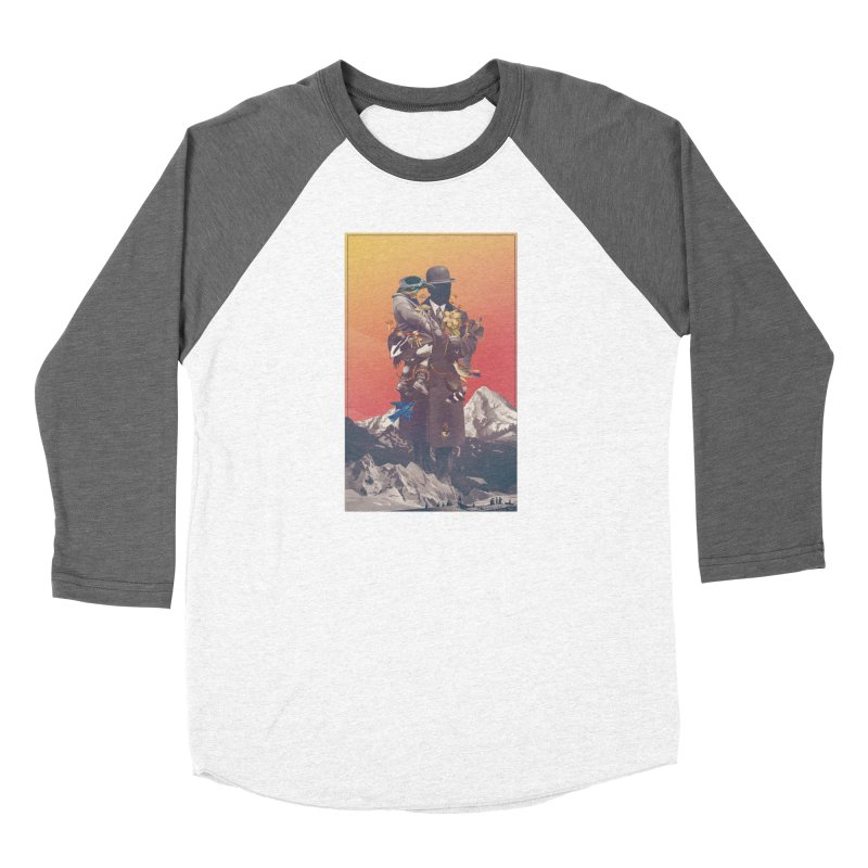 Oblivion Men's Baseball Triblend Longsleeve T-Shirt by cuban0's Artist Shop