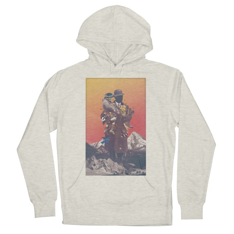 Oblivion Men's French Terry Pullover Hoody by cuban0's Artist Shop