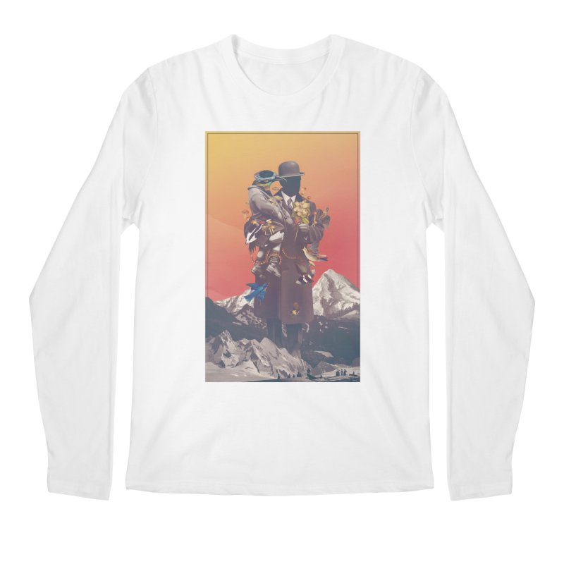 Oblivion Men's Regular Longsleeve T-Shirt by cuban0's Artist Shop