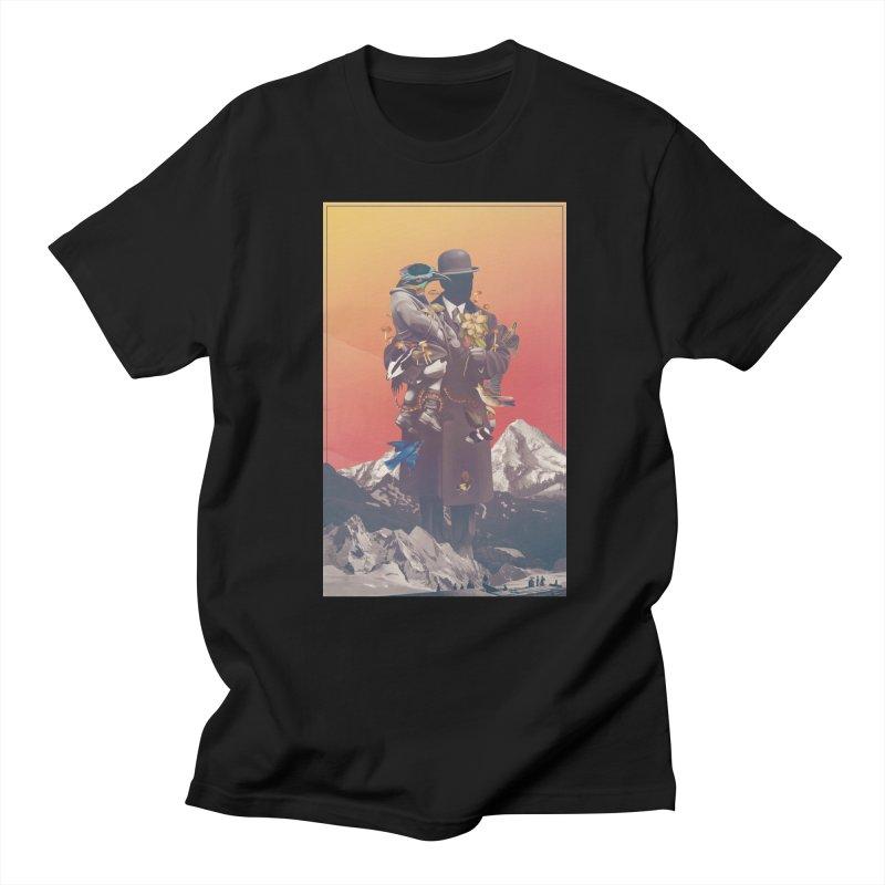 Oblivion Men's Regular T-Shirt by cuban0's Artist Shop