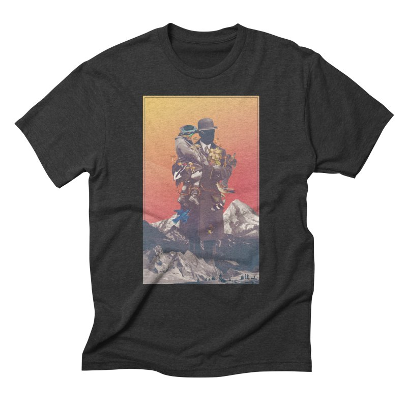 Oblivion Men's Triblend T-Shirt by cuban0's Artist Shop