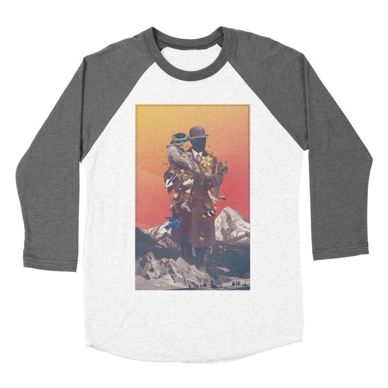 Oblivion Men's Baseball Triblend T-Shirt by cuban0's Artist Shop