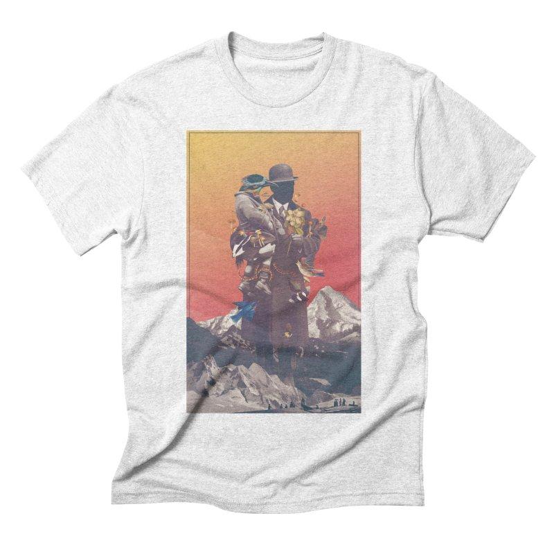 Oblivion Men's Triblend T-shirt by cuban0's Artist Shop