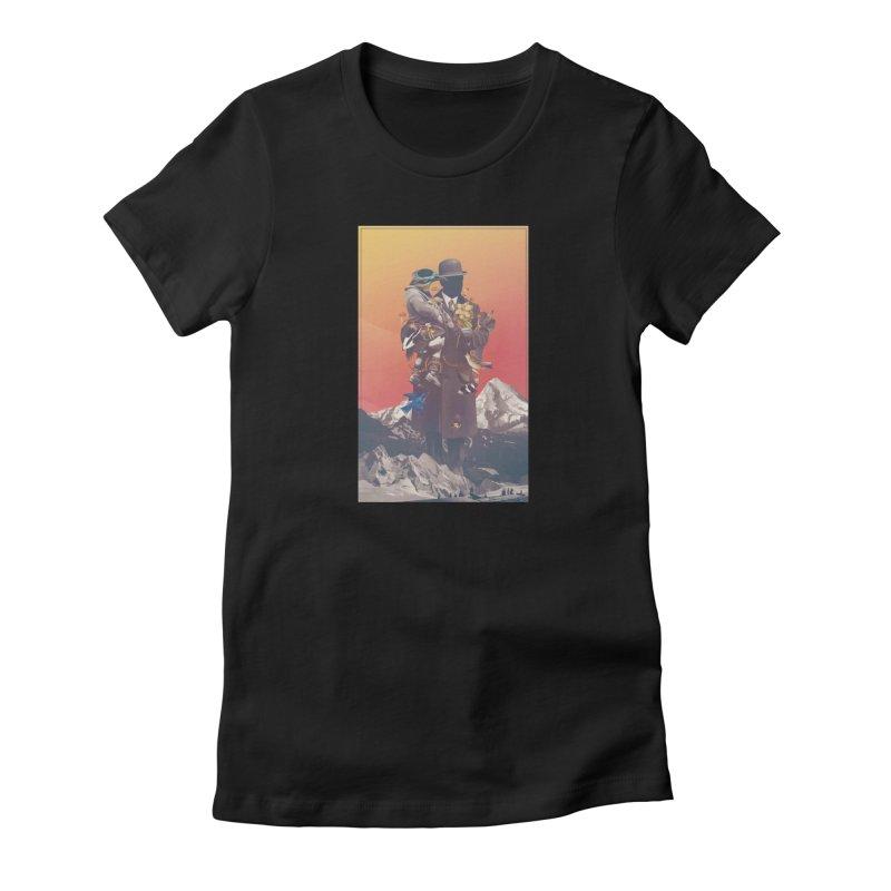 Oblivion Women's T-Shirt by cuban0's Artist Shop