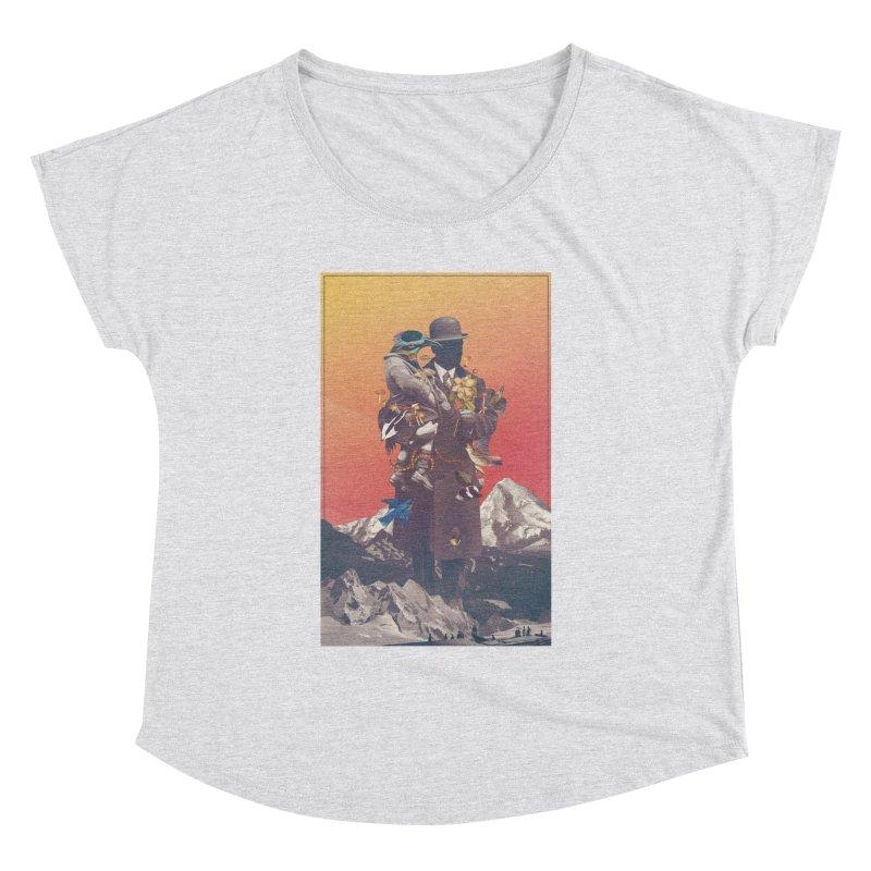Oblivion Women's Dolman Scoop Neck by cuban0's Artist Shop