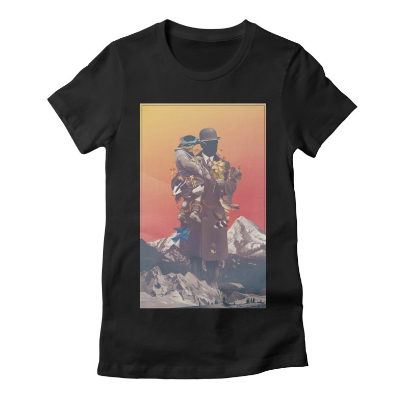 Oblivion Women's T-Shirt by cuban0's Artist Shop