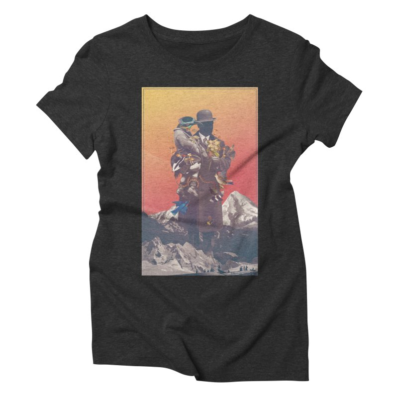 Oblivion Women's Triblend T-shirt by cuban0's Artist Shop