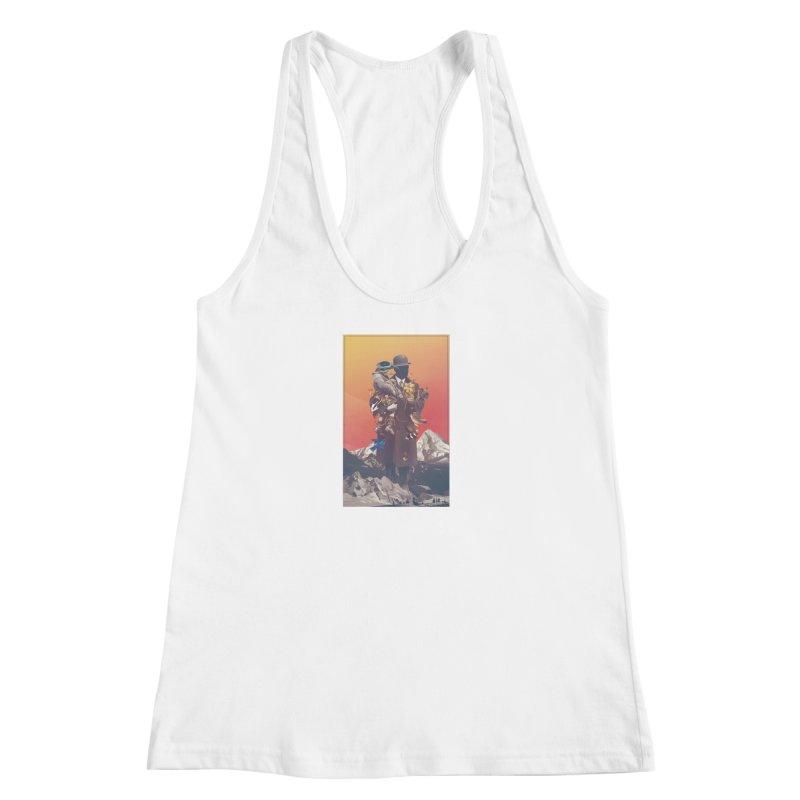 Oblivion Women's Racerback Tank by cuban0's Artist Shop