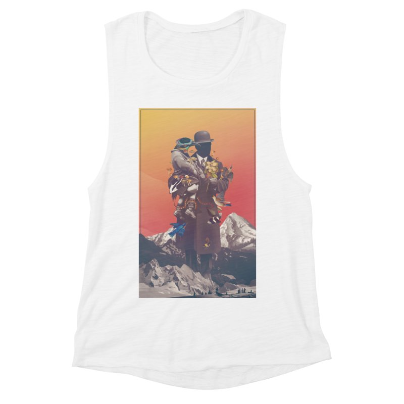 Oblivion Women's Muscle Tank by cuban0's Artist Shop