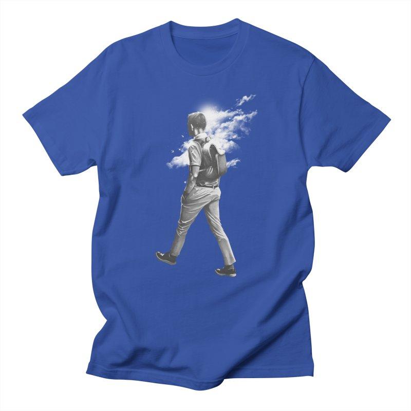 Stroll Men's Regular T-Shirt by cuban0's Artist Shop