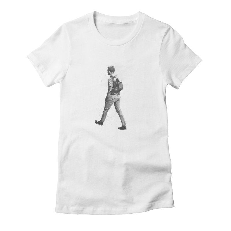 Stroll Women's T-Shirt by cuban0's Artist Shop