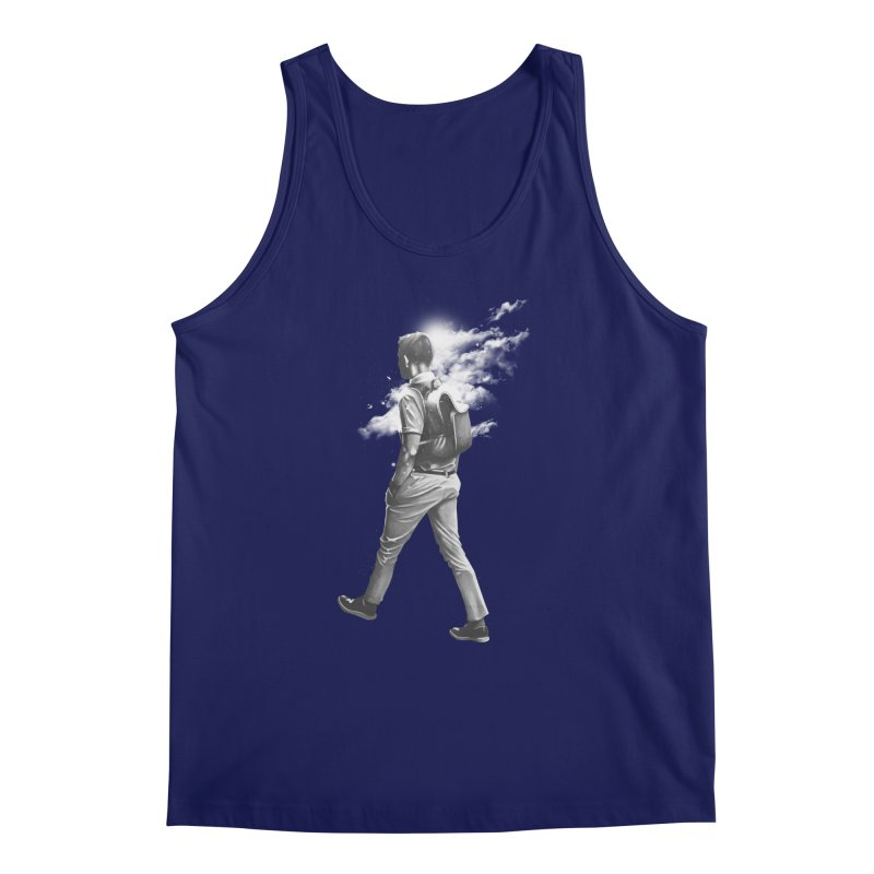 Stroll Men's Tank by cuban0's Artist Shop