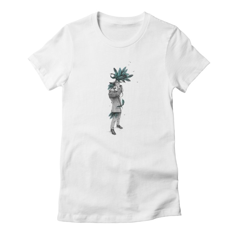 Ornis Women's T-Shirt by cuban0's Artist Shop