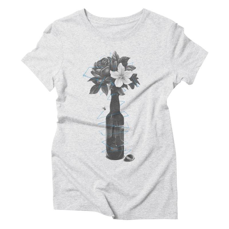 Buzzed Women's Triblend T-Shirt by cuban0's Artist Shop