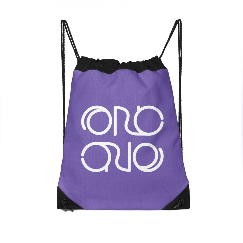 Orc.One Worm Logo Accessories Bag by cubelight's Artist Shop