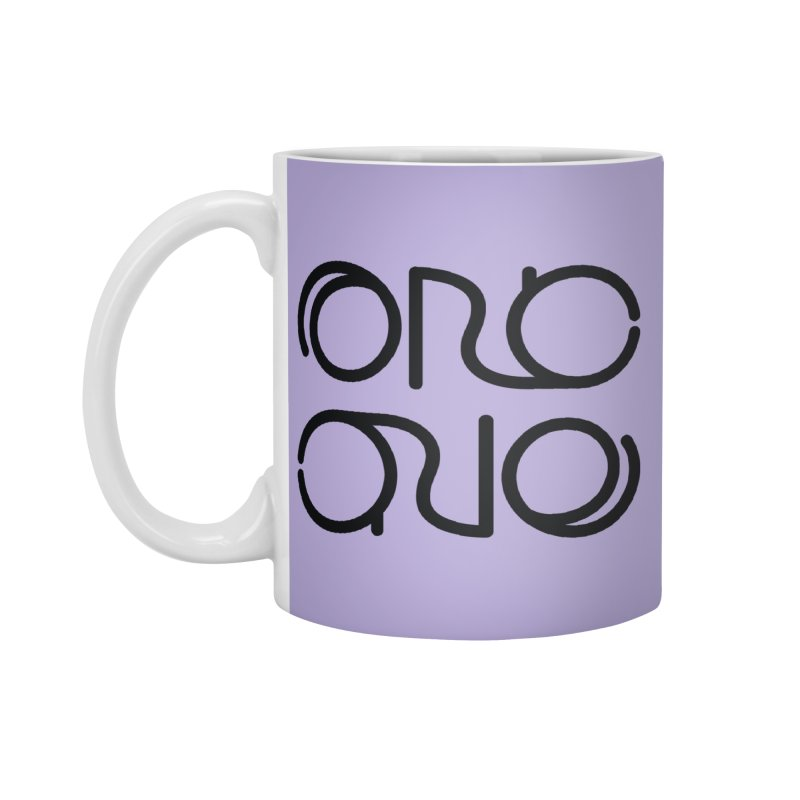 Orc.One Worm Logo Accessories Mug by cubelight's Artist Shop