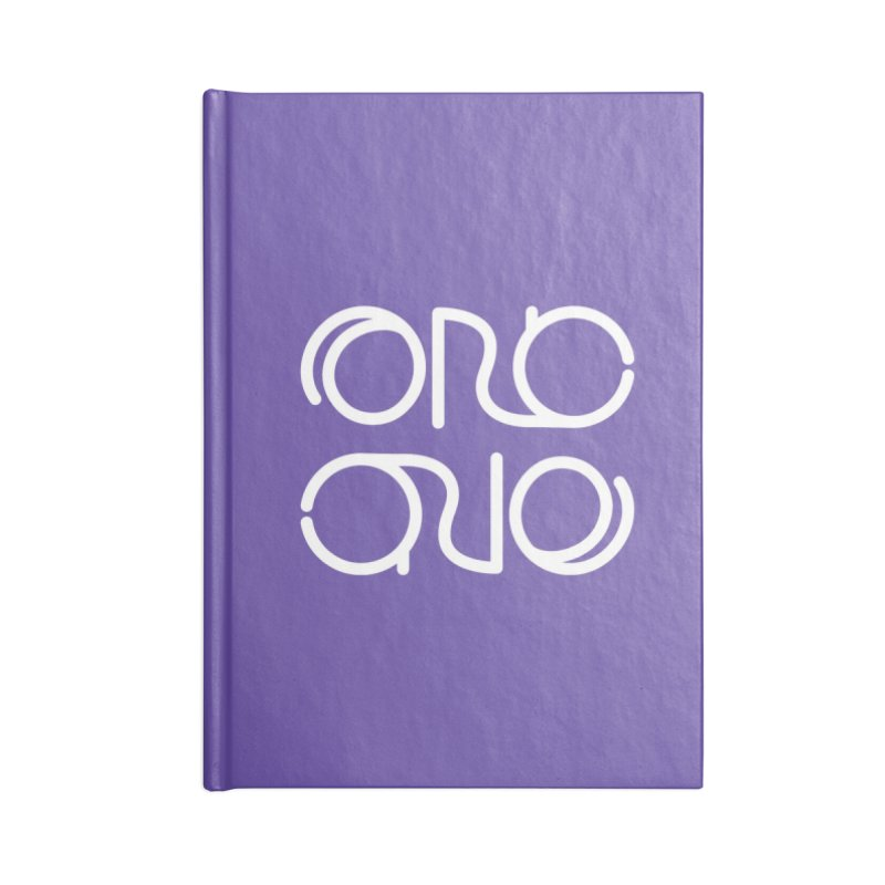 Orc.One Worm Logo Accessories Notebook by cubelight's Artist Shop