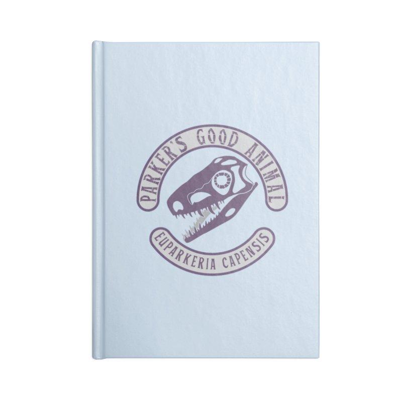 Parker's Good Animal: Euparkeria capensis Accessories Notebook by cubelight's Artist Shop