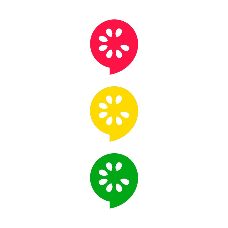 Traffic Light by The Cucumber Swag Shop