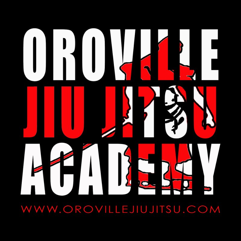 Oroville Jiu Jitsu Academy Shwag Accessories Notebook by The CULTIVATE POWER Shop