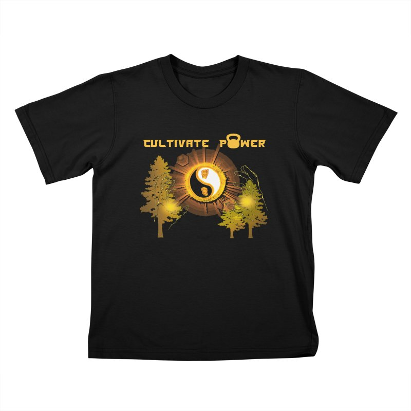 Cultivate Power Goods Kids T-Shirt by The CULTIVATE POWER Shop