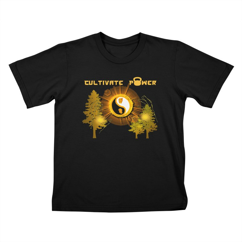 NEW - 2019 UP-Graded Cultivate Power Goods Kids T-Shirt by The CULTIVATE POWER Shop