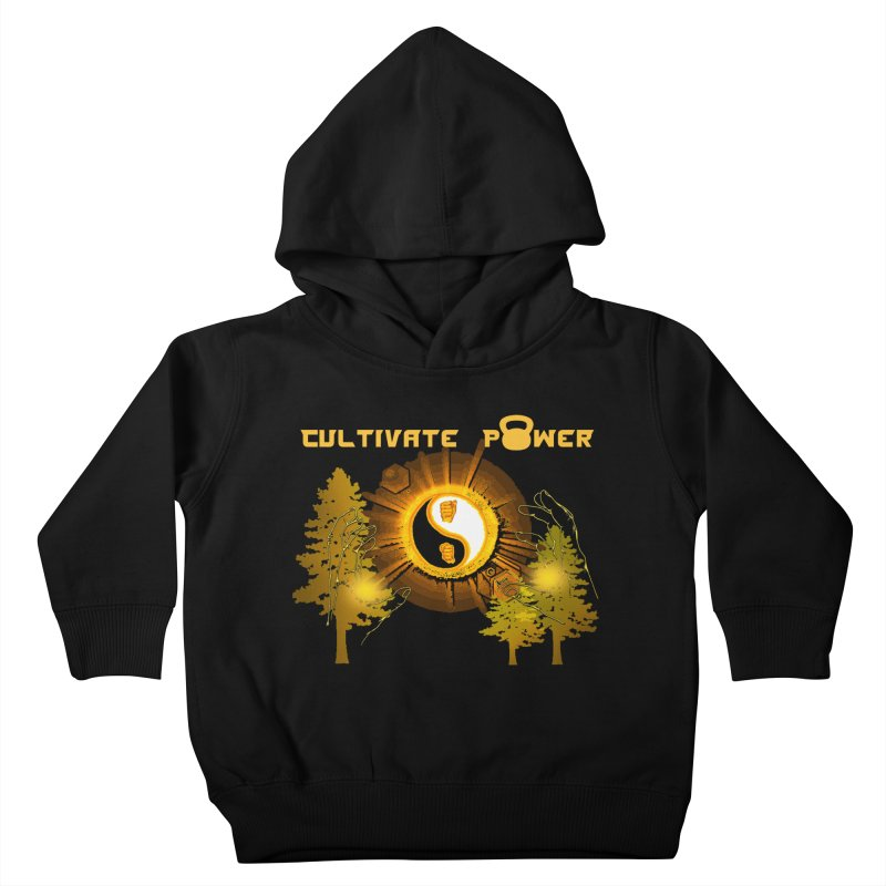 NEW - 2019 UP-Graded Cultivate Power Goods Kids Toddler Pullover Hoody by The CULTIVATE POWER Shop