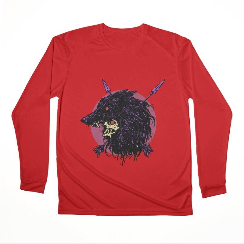 Howl Men's Performance Longsleeve T-Shirt by Cumix47's Artist Shop