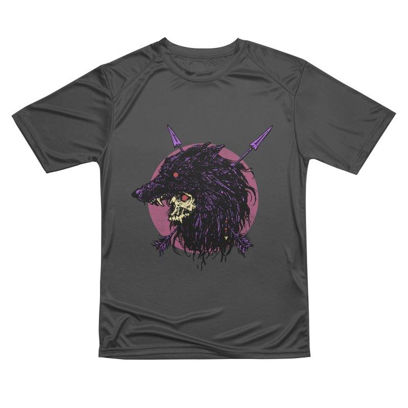 Howl Women's Performance Unisex T-Shirt by Cumix47's Artist Shop