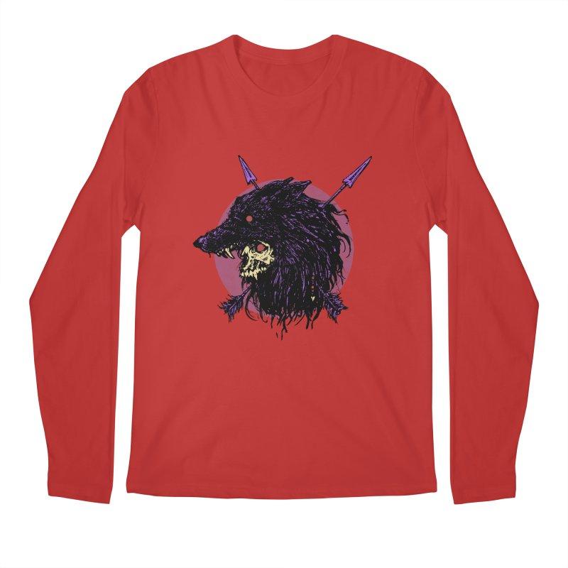 Howl Men's Longsleeve T-Shirt by Cumix47's Artist Shop