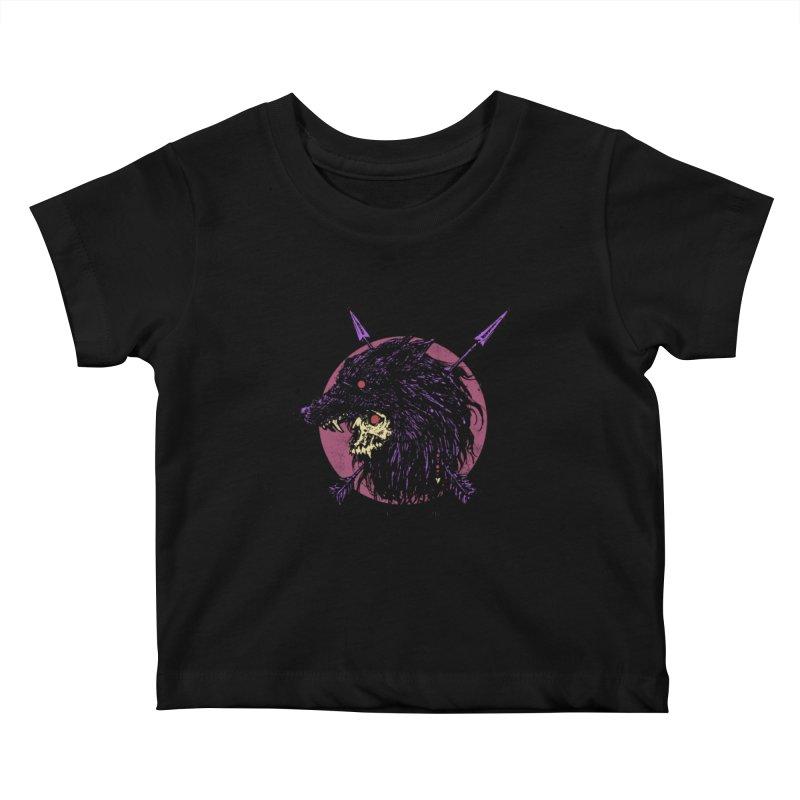 Howl Kids Baby T-Shirt by Cumix47's Artist Shop